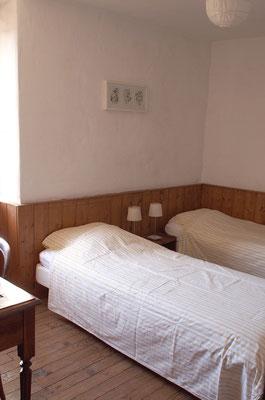 """La chambre """"ancienne"""""""