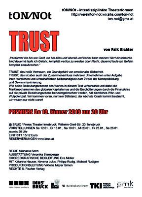 TRUST Flyer Jänner 2019