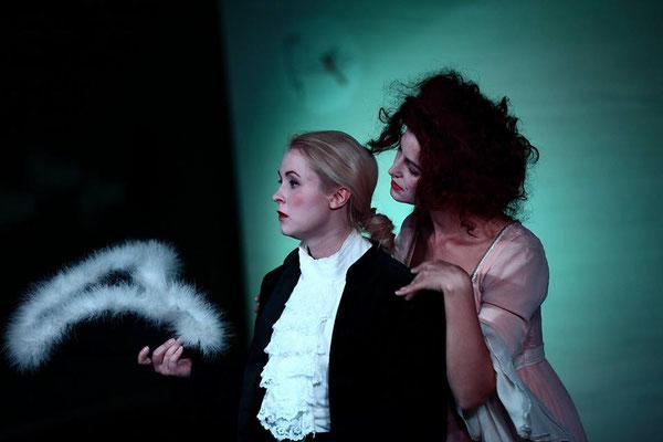 """""""Der Menschenfeind"""" von Molière // Theater After Work im Audioversum Innsbruck © 2014"""