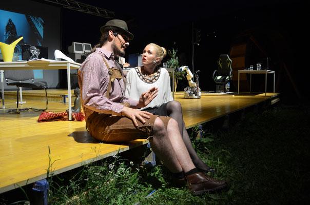 """König Laurins Rosengarten"" // Pop-Rock-Märchen/Tiroler Sagen- und Märchenfestival © 2017"