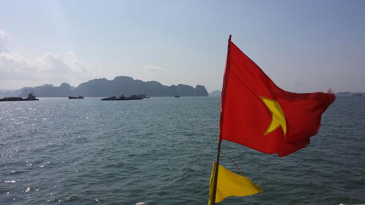 Vietnam Fahne