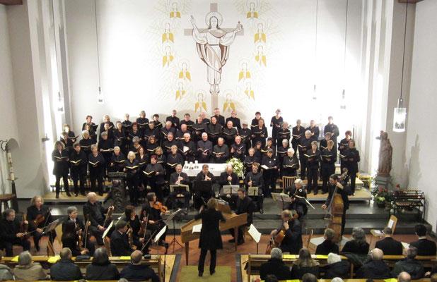 Ökumenisches Chorkonzert 2013