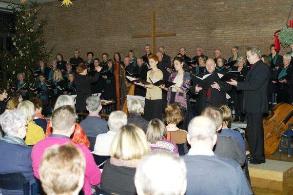 Weihnachtskonzert 2015 (Oratorio de Noel, Camille Saint-Saens)
