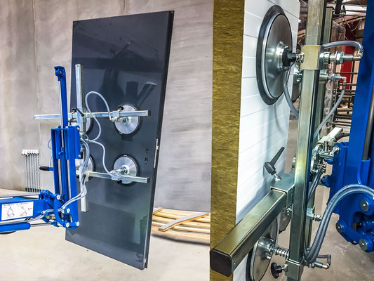 Glasmontagegerät mieten und kaufen