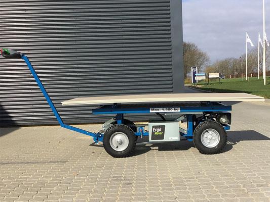 Transportwagen Elektrisch bis 1500 kg Tragkraft ErgoMover