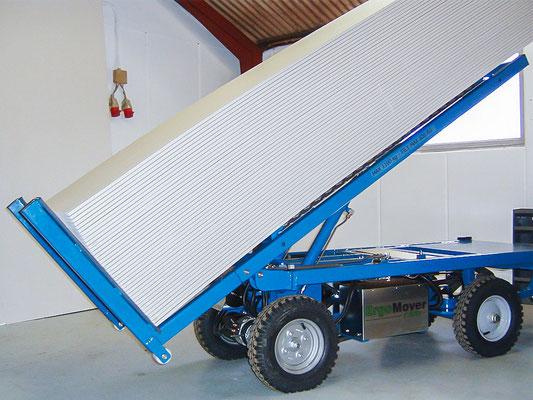 Elektro Transportwagen ErgoMover Manipulator