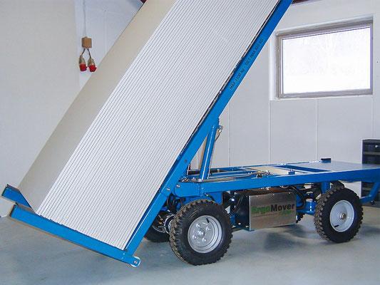 Elektricher Transportwagen für Gipskartonplatten ErgoMover