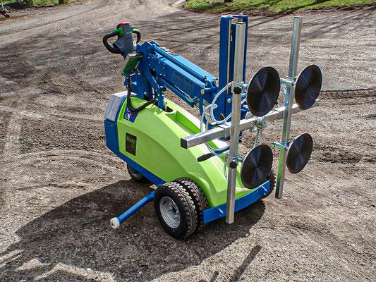 Glasroboter bis 350 kg