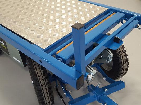 Transportwagen mit elektrischer Antrieb