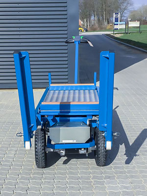 ErgoMover Manipulator Elektro Transportwagen