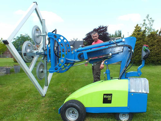 Glasroboter Winlet 600
