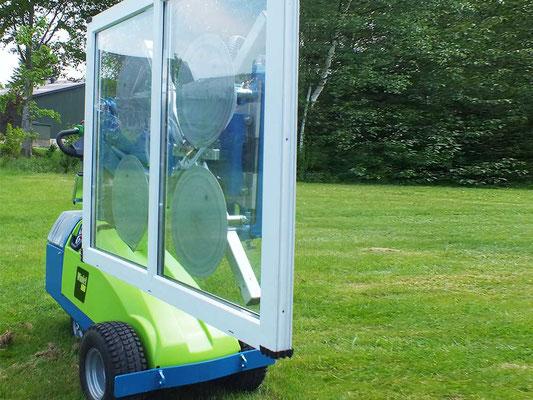 Glasmontagegerät Winlet 600