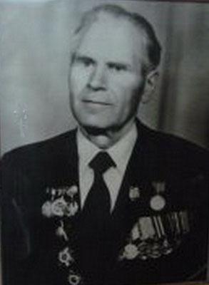 Морякин Дмитрий Иванович в послевоенные годы