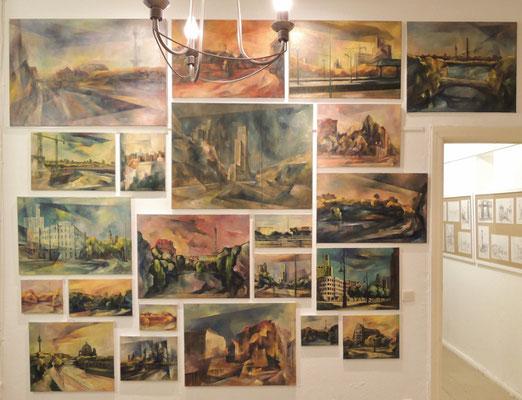 Atelierausstellung 2018