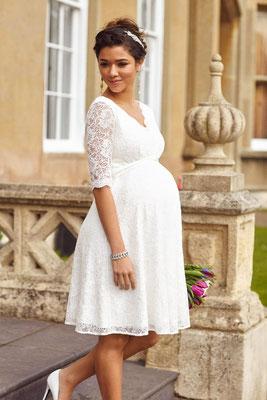 Tiffany Rose Brautmoden für schwangere Kassel