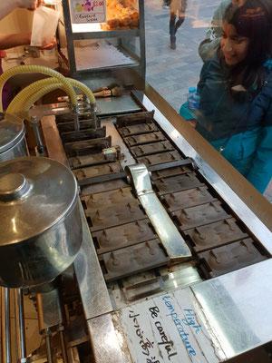 Chinesische Keksmaschine