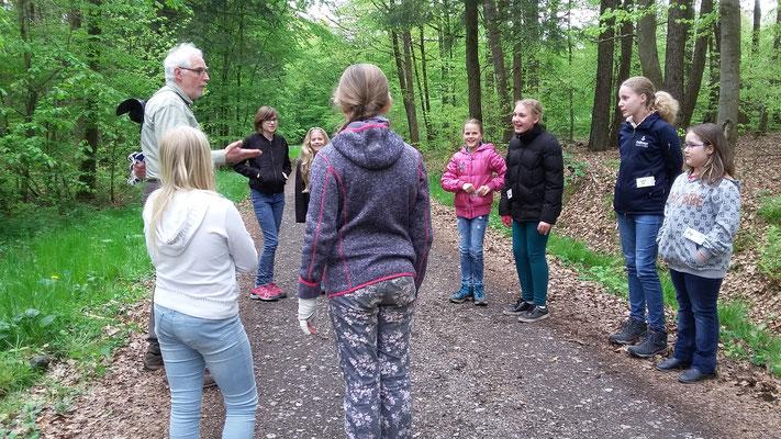 Die Kinder 2er Gruppen bilden.