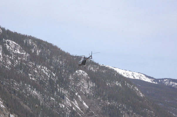 Wyoming SAR heli