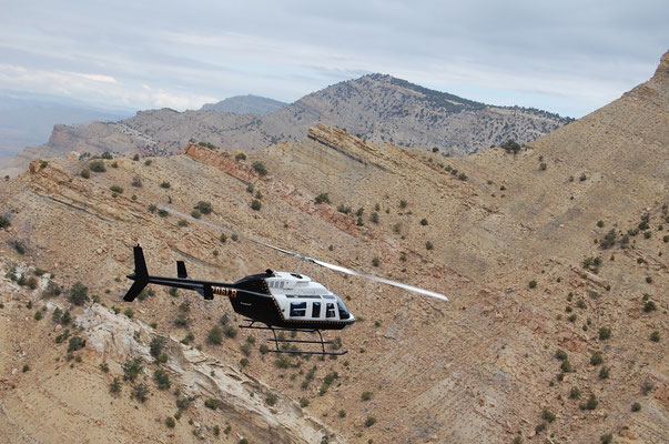 Zephyr Helicopter Company, Steamboat Springs, Colorado