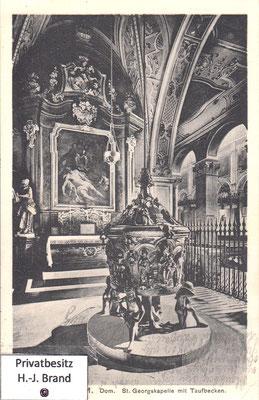 Ansichtskarte: vor 1945