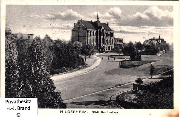 Das Verwaltungsgebäude