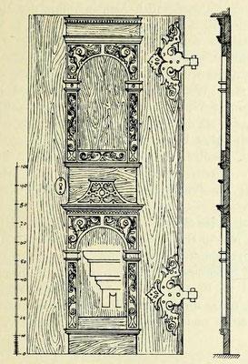 Bild 2: Tür