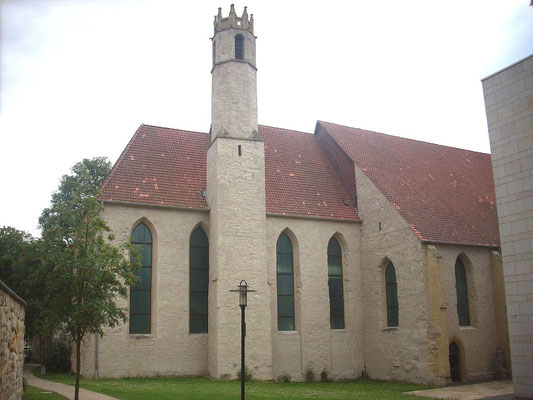 Turm und Chor