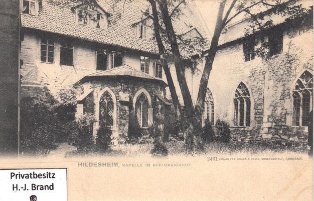 Kapelle im Innenhof