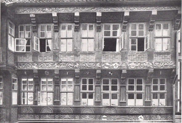 Bild 3: Obergeschosse