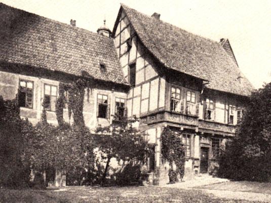 Foto 3: Hinterhaus der Kreuzpropstei