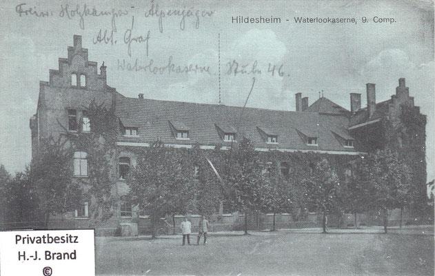 Gebäude der 9. Kompanie