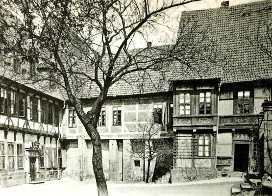 Foto 2: Hinterhaus der Kreuzpropstei