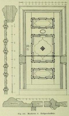 Bild 7: Zimmertür