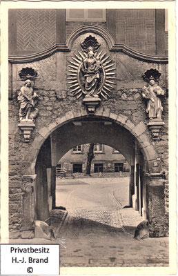 Portal der Karthaus