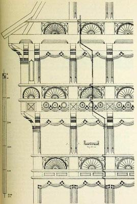 Bild 1: Einzelheiten der Front zum Hückedhal
