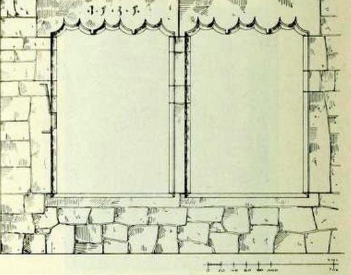 Bild 3: Fenster der Kemenate