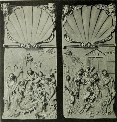 Bild 3: Anbetung der Hirten und der hl. 3-Könige