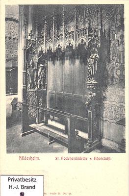 Chorstuhl