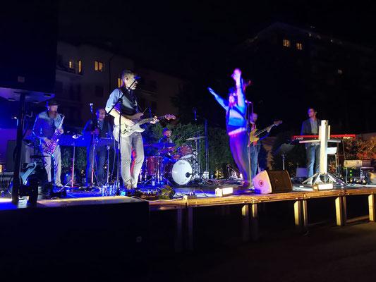 Törggelefescht Meran 2019 mit VINOROSSO - Vinorosso live