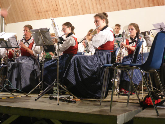 Konzert 700 Jahre Meran 2017 in Sinich