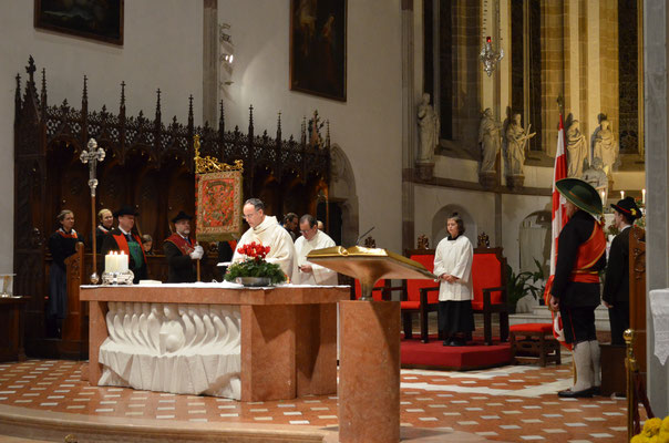 Cäcilienfeier - heilige Messe