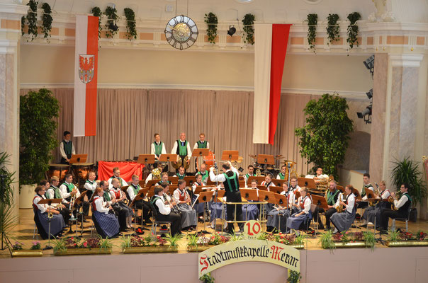 Jubiläumskonzert 2017 - Kursaal Meran