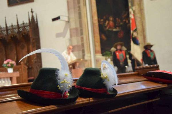 Herz Jesu Feier 2018 (c) Schützenkompanie Meran