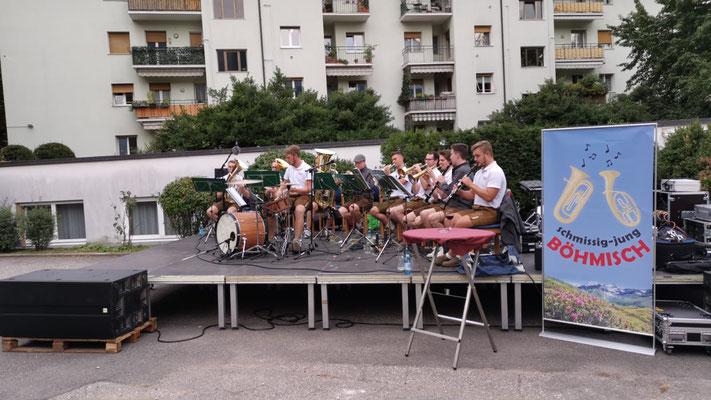 Törggelefescht Meran 2019 mit VINOROSSO - Schmissig jung böhmisch