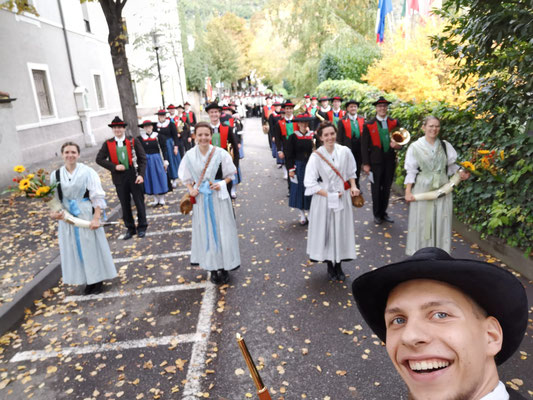 Traubenfest - Umzug - 20.10.2019