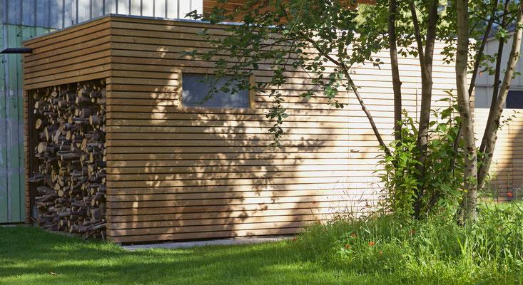 Gartenhaus Lärche
