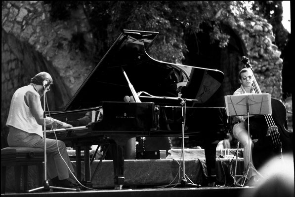 Bill Evans & Mark Johnson