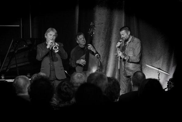 Eric Le Lann, Jean Luc Fillon, Xavier Saupin