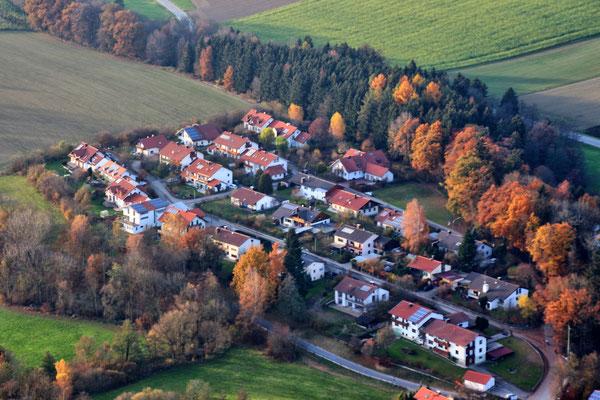 Bayern von Oben