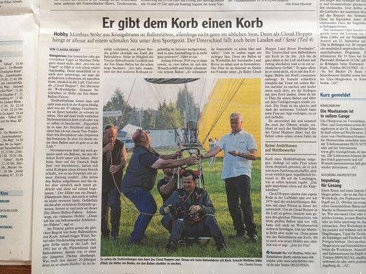 Augsburger Allgemeine 27.08.2018